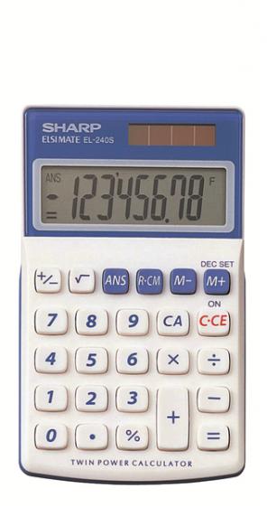 Sharp EL-240SAB
