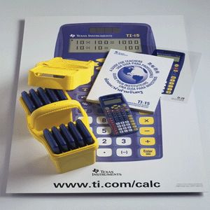 TI-15 Calculator Teacher Kit