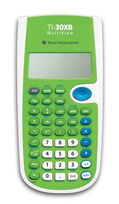 TI-30XB Multiview calculator