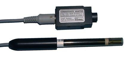 Conductivity probe set - Range 100-20000 microsiemens