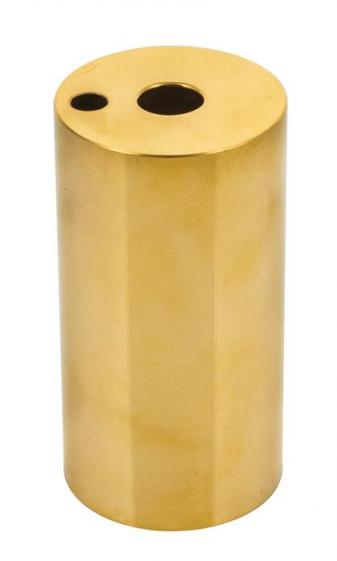 Metal block calorimeters, Copper