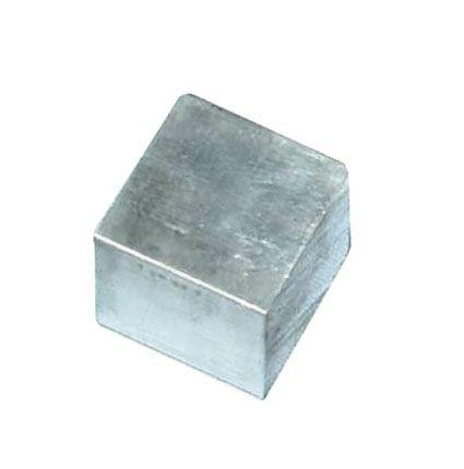 Cubes 1cm Aluminium