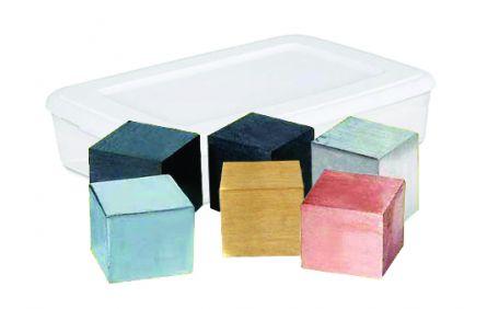 Cubes, 2.5cm