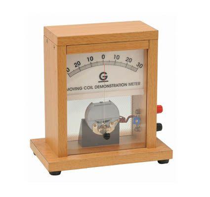 Demonstration Meter - Moving Coil