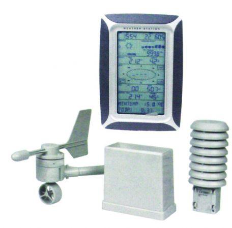 Weather Station, Touch Screen Wireless w/ USB
