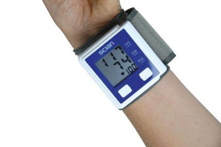 Sphygmomanometer, Digital, Wrist Model
