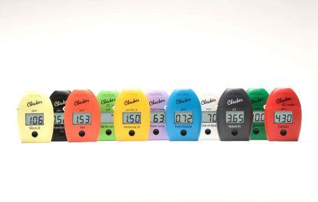 Handheld colorimeters