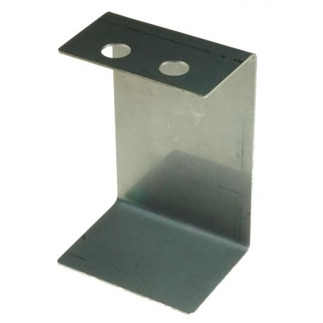 Electrodes, in glass, 'Norwood'- support bracket