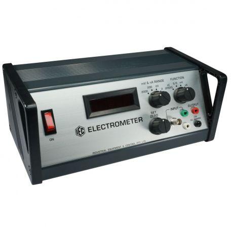 Electrometer, digital