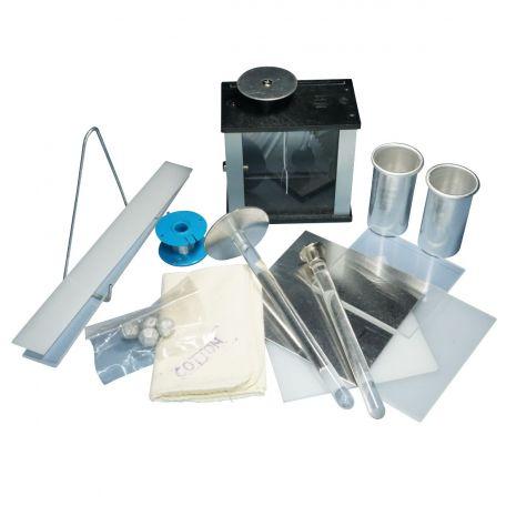 Electrostatic kits