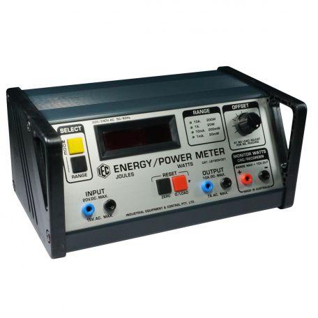 Energy meter (joule), digital