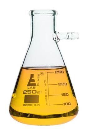 Filter Flask, glass,  250ml