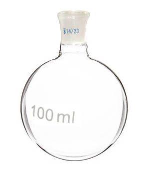 Flask, round bottom 250ml (14/23)
