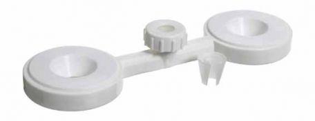 Funnel holders, polypropylene