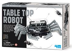 Table top robot kit