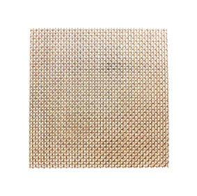 Wire gauze mat, Copper, each