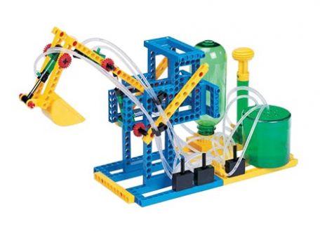 Hydro-Pneumo Machines Backhoe