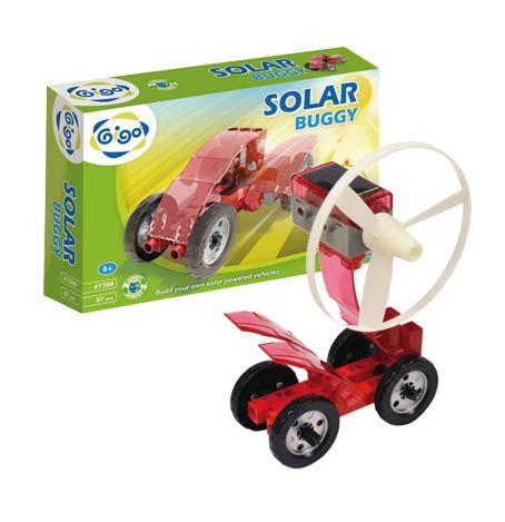 Solar Buggy, Gigo
