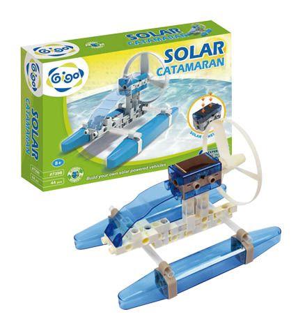 Solar Catamaran, Gigo