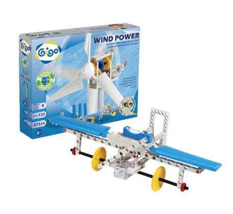 Wind Power Kit, Gigo