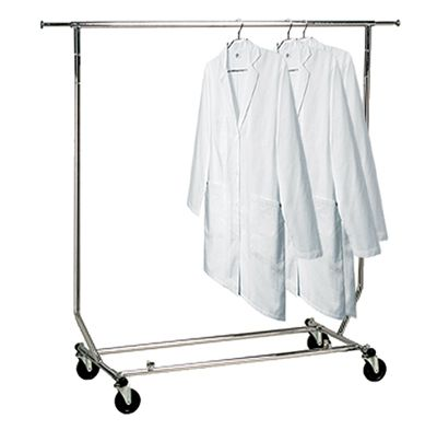 Lab Coat Rack