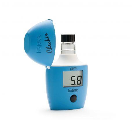 Handheld Colorimeter - Iodine (0.0 - 12.5 ppm)