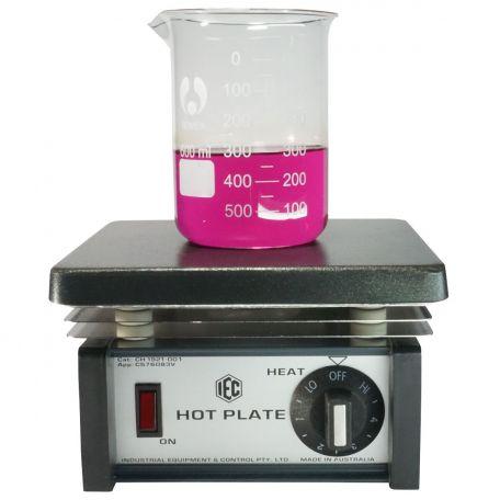 Hot Plate,  simmerstat control, teflon coated