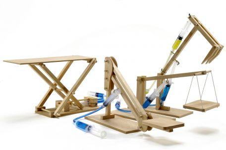Hydraulic Mini Machines Kit
