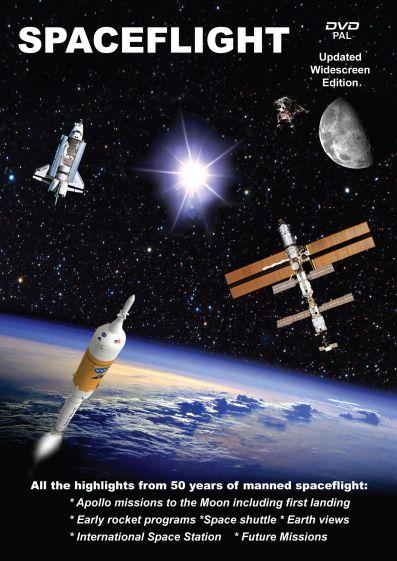 DVD, Spaceflight