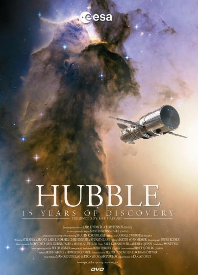 DVD, Hubble 15 years of discovery