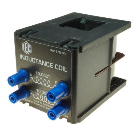 Inductance apparatus coil - 2 x 10,000 turns.