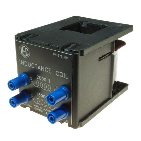 Inductance apparatus coil - 2k & 15k turns