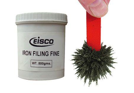 Iron filings, fine, 500g