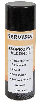 Isopropyl Aerosol Can