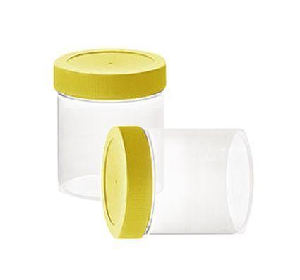 Jars, polypropylene, 70ml, jar