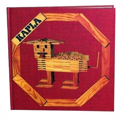 Kapla Art Book - Volume 1