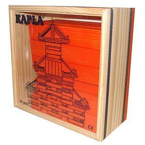 Kapla Squares, orange