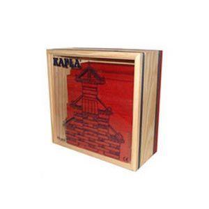 Kapla Squares, red