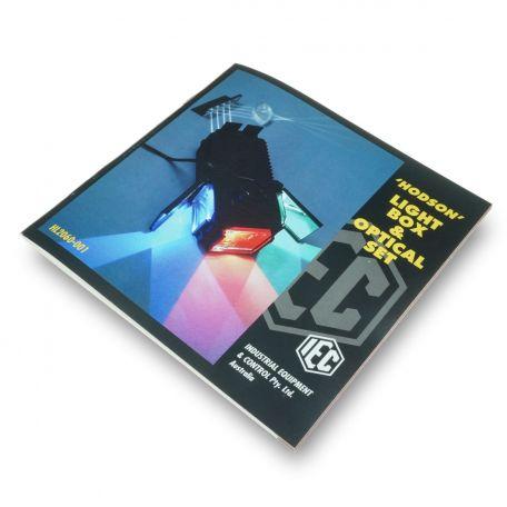 Light box spares,  experiment manual