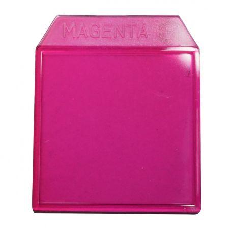 Light box filters magenta - 35mm.