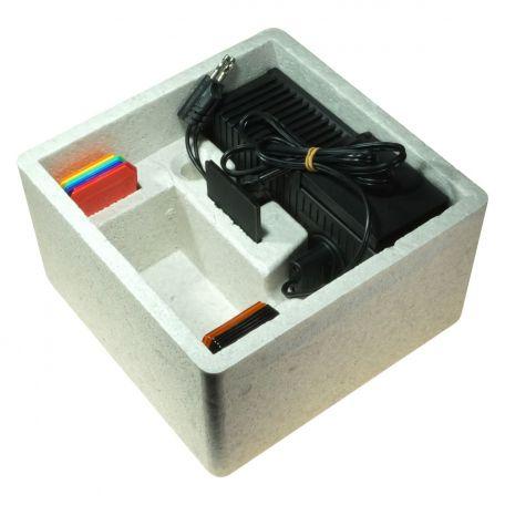 Light box spares,  lower half of kit