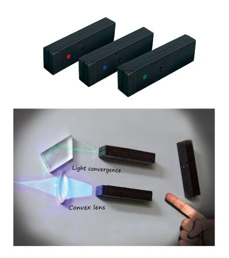 LED Light source devices (3 colour set)