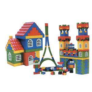 Little Architect Building Set, 350pcs