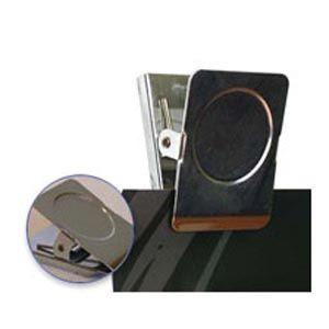 Magnetic bulldog clips, pkt/2