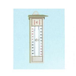 Thermometer, max/min, quickset, plastic, -30 to 50C