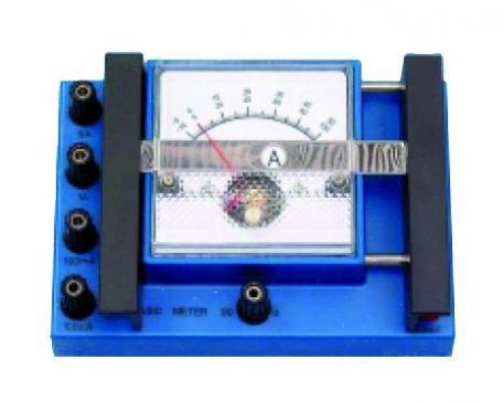 Student bench meter, dual amp/volt (teaching)