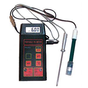 Multi test meter pH / mV / C