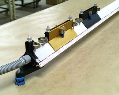 Air track, 2.5m air tube, assembly & operation kit