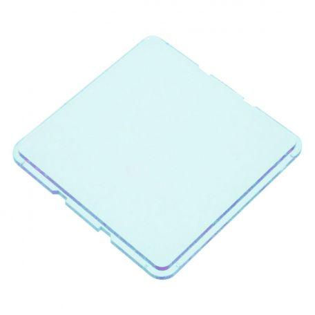 Microscopes lamps,  spare (plastic) blue tint window