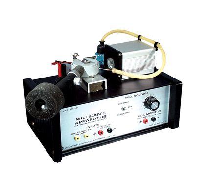 Millikan's Apparatus, full kit, no power supply